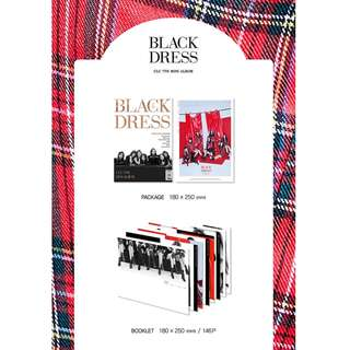 CLC (씨엘씨) - BLACK DRESS / 7TH MINI ALBUM