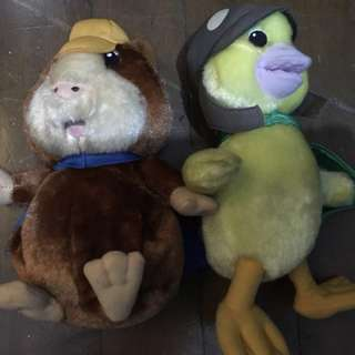 Wonder Pets Stuffed Toys