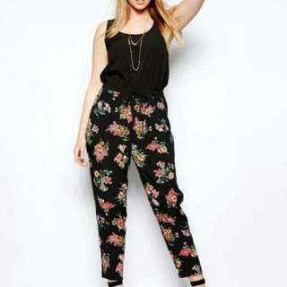 Terno (top/pants)