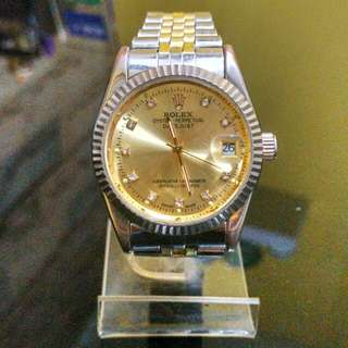 Rolex Oyster Perpetual Crystal Case
