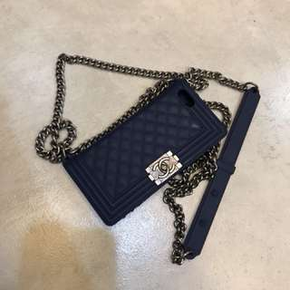 Casing Chanel Boy for Iphone 5