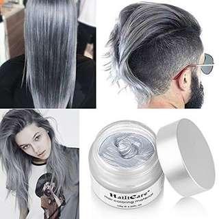 Silver Hair Wax from Korea