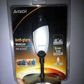 A4Tech Anti-Glare Webcam