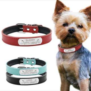 Customise Your Dog's Collar
