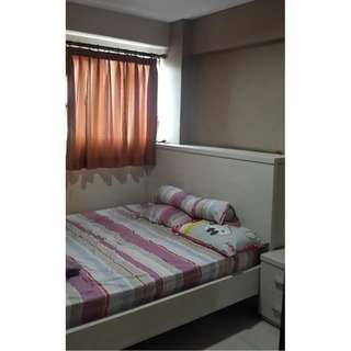 Unit 2BR tahunan full furnish