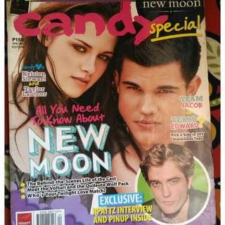 Candy Magazine (The Twilight Saga - New Moon)