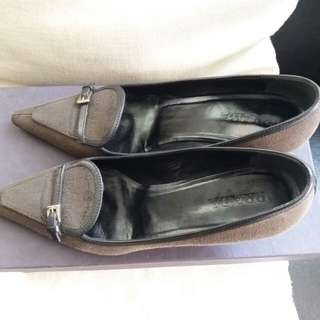 Prada high hill shoes (size 36)