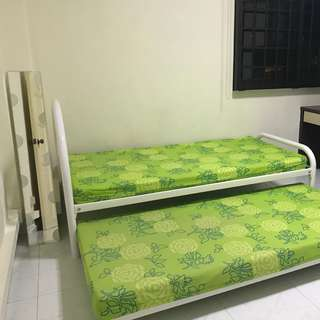 Spacious Redhill MRT Central Location for 2 Pax Room Rental