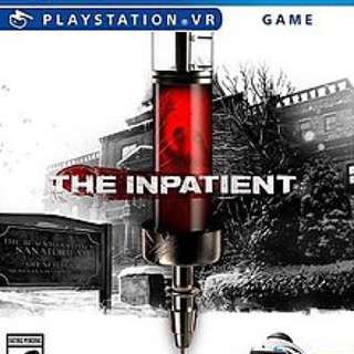 [BN] PS4 The Inpatient VR