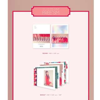 CLC (씨엘씨) - FREE'SM / 6TH MINI ALBUM