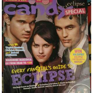 Candy Magazine (The Twilight Saga - Eclipse)