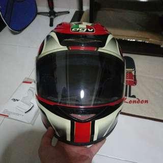 AGV airtech helmet
