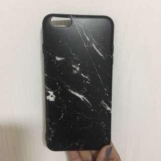Soft marble case IPhone 6s Plus