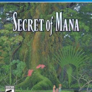 [BN] PS4 SECRET OF MANA