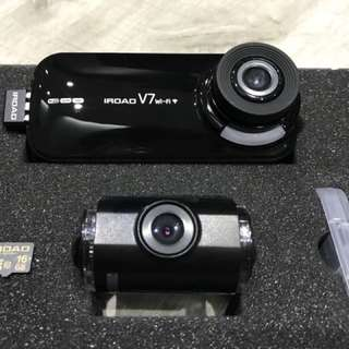 iRoad V7 Wifi Dashcam