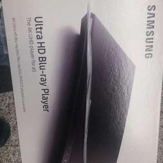 Samsung 4k藍光機