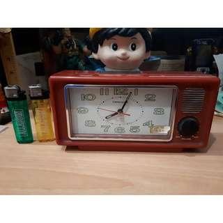 Display Tokyo Clock Vintage 70s - 80s