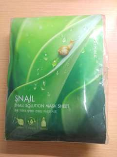 Nature Republic Snail Mask - Pack of 10