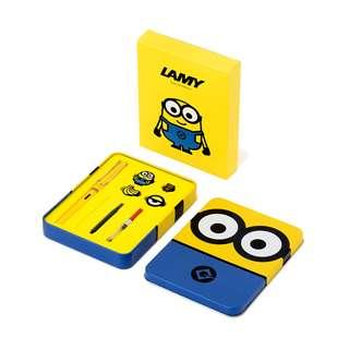 LAMY x Minions Stationery Set