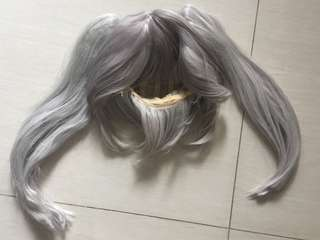 Visual Kei Two-toned wig