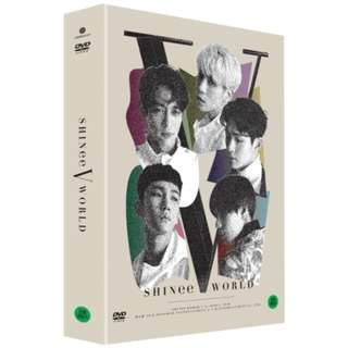 [PREORDER] Shinee World V In Seoul DVD (2 Disc)