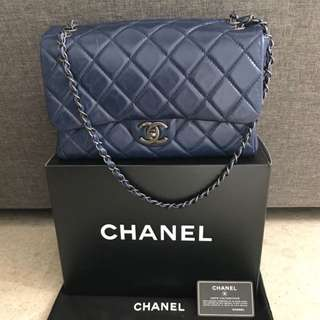 Authentic CHANEL Coco Soft Flap Bag