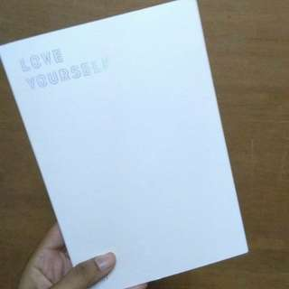 BTS LOVE YOURSELF HER ALBUM ( O VERSION )
