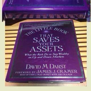 THE LITTLE BOOK THAT SAVES YOUR ASSETS by David Darst