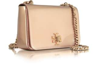 Tory Burch chain bag / gold rose 100%real