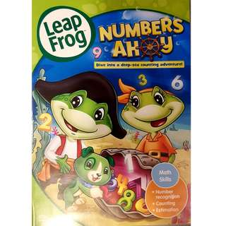 Leap Frog Numbers Ahoy