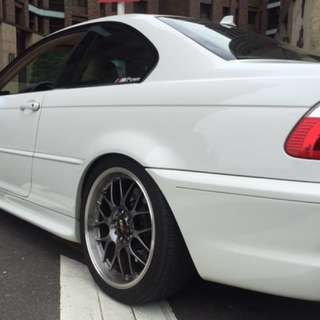 BMW325ci (改ESS機械增壓)