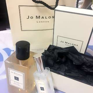 Authentic Jo Malone <Nectarine Blossom & Honey>