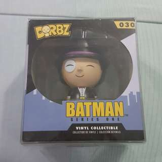 Legit Brand New With Box Funko Dorbz Batman Series One The Penguin Toy Figure