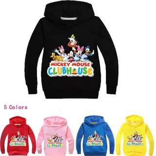 PO Mickey Mouse Clubhouse Sweater