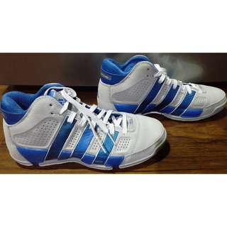 Adidas TS Commander LT - Dwight Howard Shoes Grey Blue