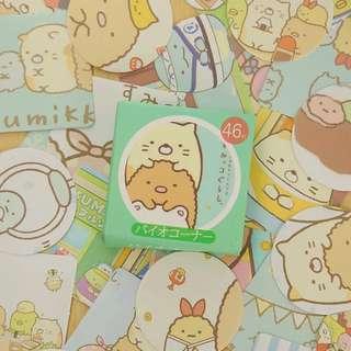 KAWAII stickers: Sumikko Gurashi