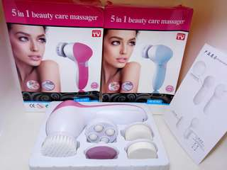 5n1 beauty face care massager