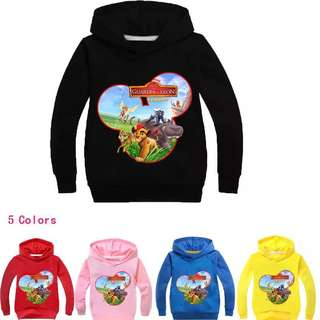 PO Lion King Sweater