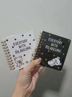 Sanrio Rilakkuma Mini Notebook
