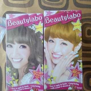 Beauty Labo Hair Dye Authentic!
