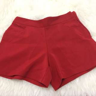 Short pants ( red )
