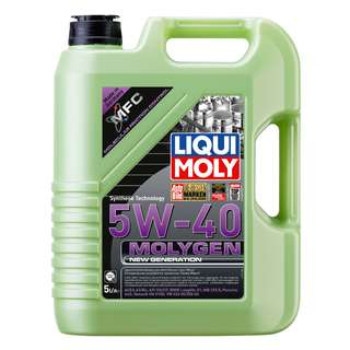 Liqui Moly Molygen New Generation SAE 5W-40 Motor Oil 5L