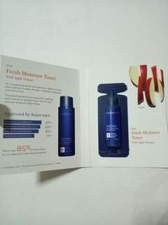 Brand New Clarins Men Fresh Moisture Toner