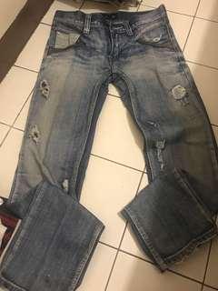 Oakley Ripped Jeans