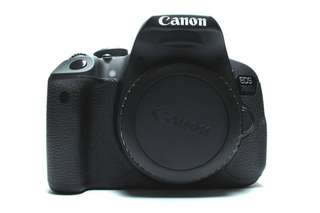 CANON EOS 700D CAMERA BODY