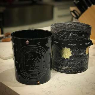BINB LIMITED EDITION Diptyque Baies Giant Candle