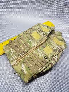1/6 Scale SS038 FCS Testing Team TF Version - Vest (zip spoil)