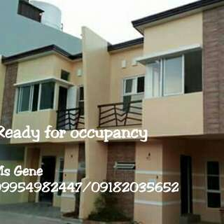 RFO!!House And Lot For Sale In Marikina Heights