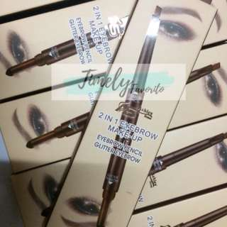 2 in 1 Eyebrow Make-up