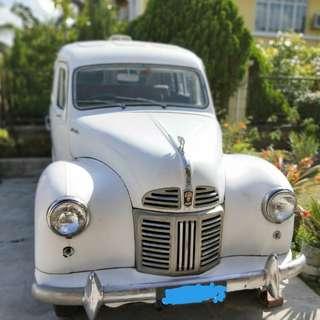 Austin A40 van 1952